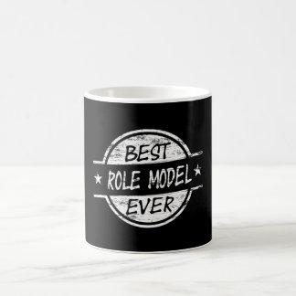 Best Role Model Ever White Basic White Mug