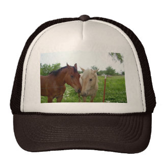 BFF Best Friends Forever - Horses Cap
