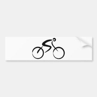 Bicycle Bumper Sticker