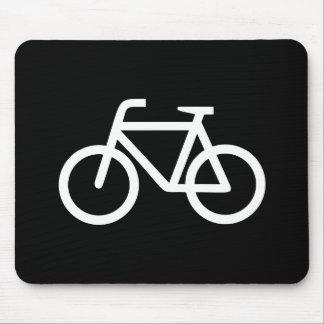 Bicycle Pictogram Mousepad