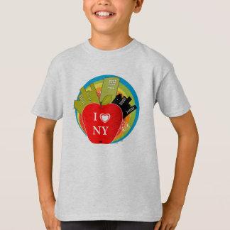 Big Apple - New York Tee Shirt