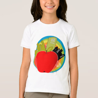 Big Apple - New York Tee Shirts