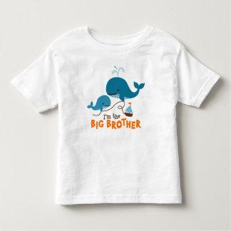 Big Brother - Mod Whale Shirt