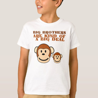 BIG BROTHERS are kind of a big deal T-shirts