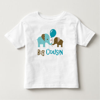 Big Cousin - Mod Elephant t-shirts for boys