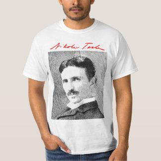 Big Nikola Tesla T Shirts