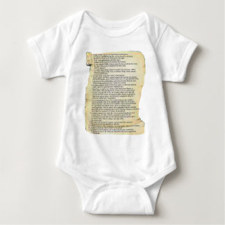 bill of rights t shirt