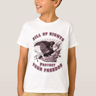 Bill Of Rights Tee Shirt