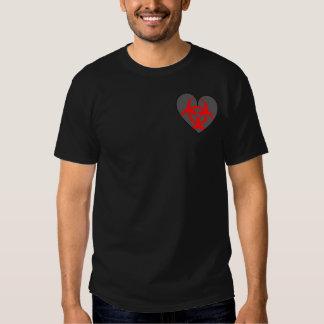 Bioheart (bio/grey) tee shirt