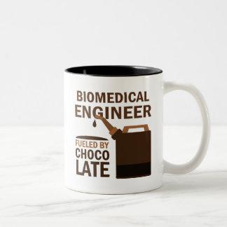 Biomedical Engineer (Funny) Chocolate Two-Tone Mug
