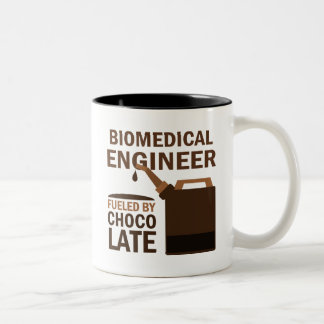 Biomedical Engineer Gift (Funny) Two-Tone Mug
