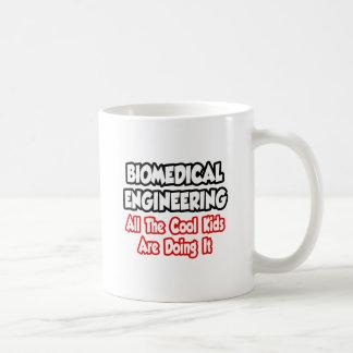 Biomedical Engineering...All The Cool Kids Basic White Mug