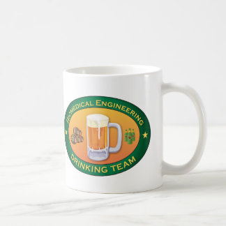 Biomedical Engineering Drinking Team Basic White Mug