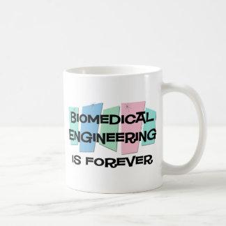 Biomedical Engineering Is Forever Basic White Mug