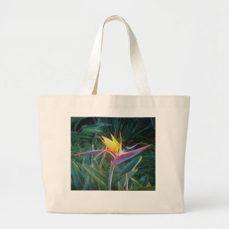 *Bird of Paradise* Canvas Tote Bag
