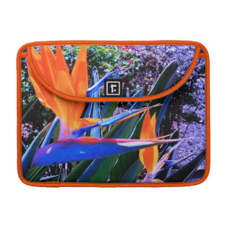 Bird of Paradise Hawaii Sleeves For MacBooks