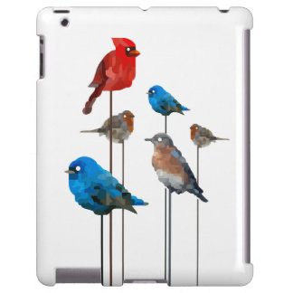 Bird Party iPad Case