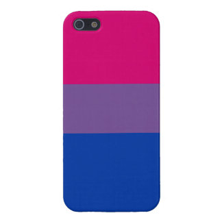Bisexual flag case for iPhone 5/5S