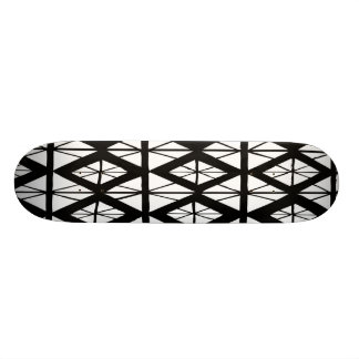 Black Diamond Deck 21.3 Cm Mini Skateboard Deck