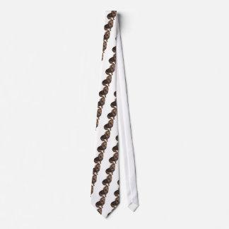 Black Labrador Retriever Tie