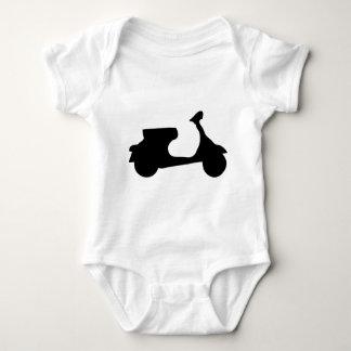 black racing scooter shirts