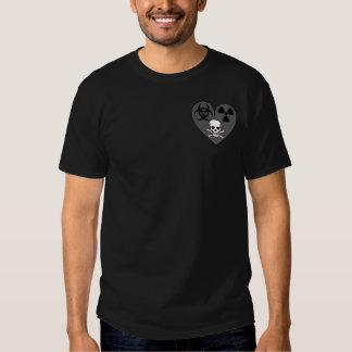 Black Valentine Tshirt