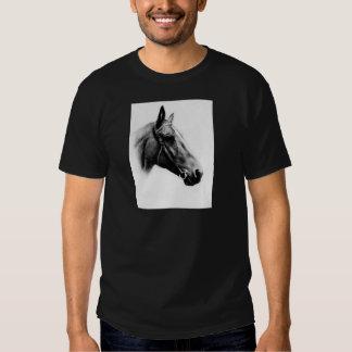 Black & White Horse T-shirts