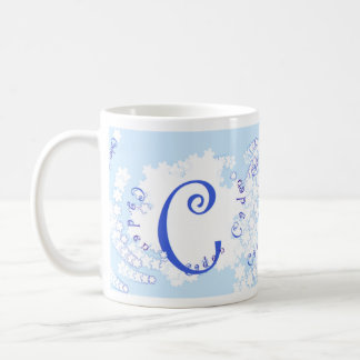Blizzard - Caden Basic White Mug