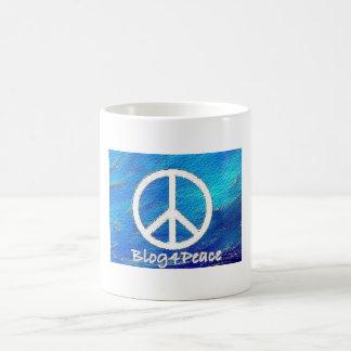 Blog4Peace Coffee Mug
