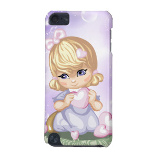 Blond Girl iPod Touch Case