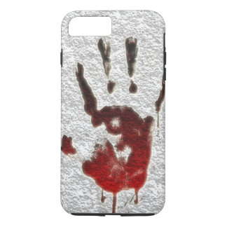 Bloody Hand print iPhone 7 Plus Case