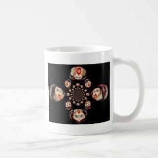 Blow-Up Frenzy! Basic White Mug