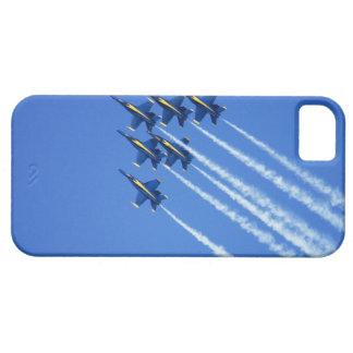 Blue Angels flyby during 2006 Fleet Week 2 iPhone 5 Covers