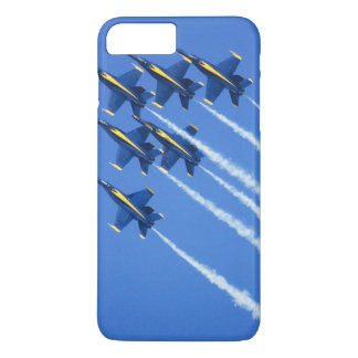 Blue Angels flyby during 2006 Fleet Week 2 iPhone 7 Plus Case