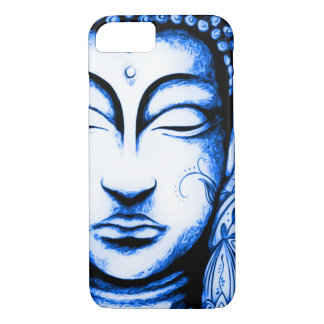 Blue Buddha Vision iPhone 7 Case