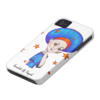Blue Disco Phone Case for iPhone 4/4s