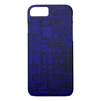 Blue Dream Vision Art iPhone 7 Case