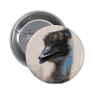 Blue Emu 6 Cm Round Badge