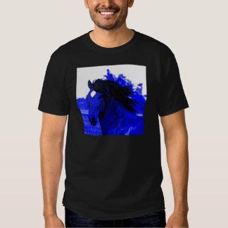 Blue Horse Shirts