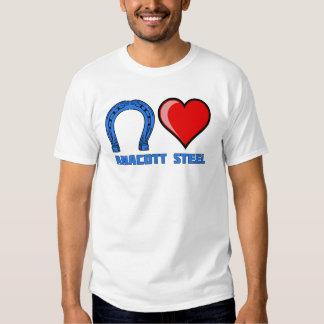 Blue Horseshoe Loves Anacott Steel t-shirt