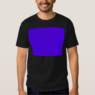 Blue-Purple Color Only Custom Design Products Tee Shirts