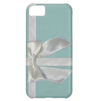 Blue Ribbon Iphone4 Iphone Case & ID holder