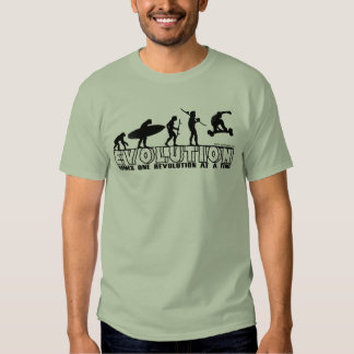 Boarding Evolution T-Shirt
