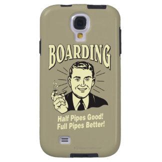 Boarding:Half Pipe's Good Full Better Galaxy S4 Case