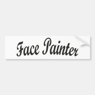 Bobbie Brush Bumper Sticker