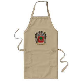 Bolger Coat of Arms - Family Crest Long Apron