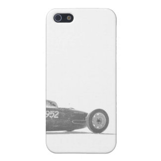 Bonneville Belly Tank by The Lot iPhone 5 Case