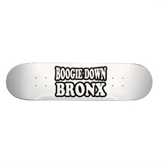 Boogie Down Bronx, NYC 19.7 Cm Skateboard Deck