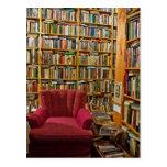 Book Store Postcard