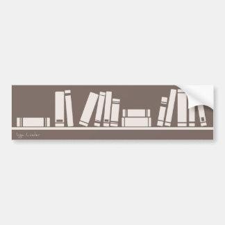 Books lovers! bumper sticker